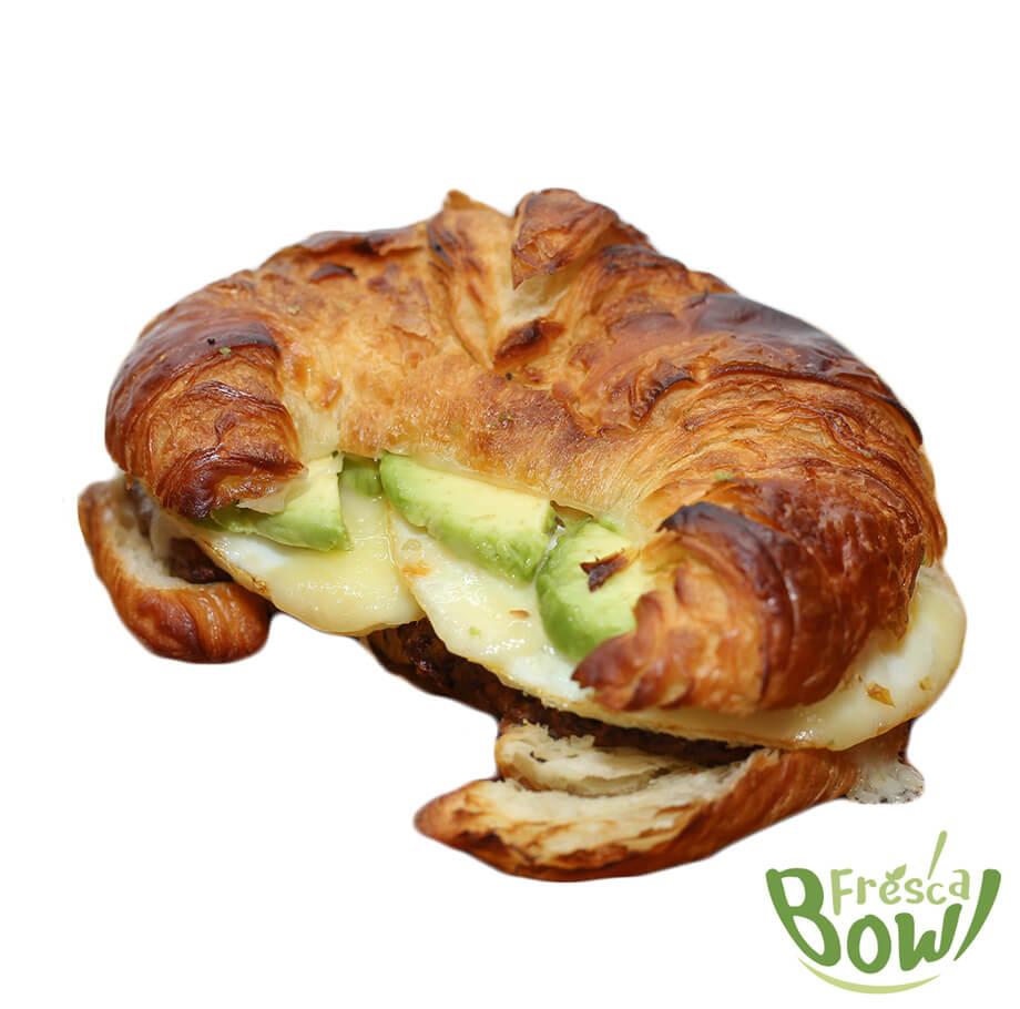 Breakfast Croissant - Fresca Bowl
