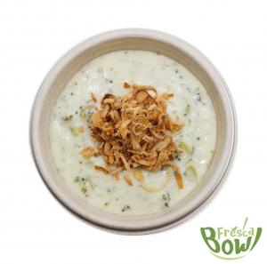 Broccoli Cheddar Soup - Fresca Bowl